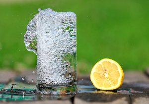 S. O. S hidratação, a hidratação no verão